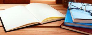 本とノート